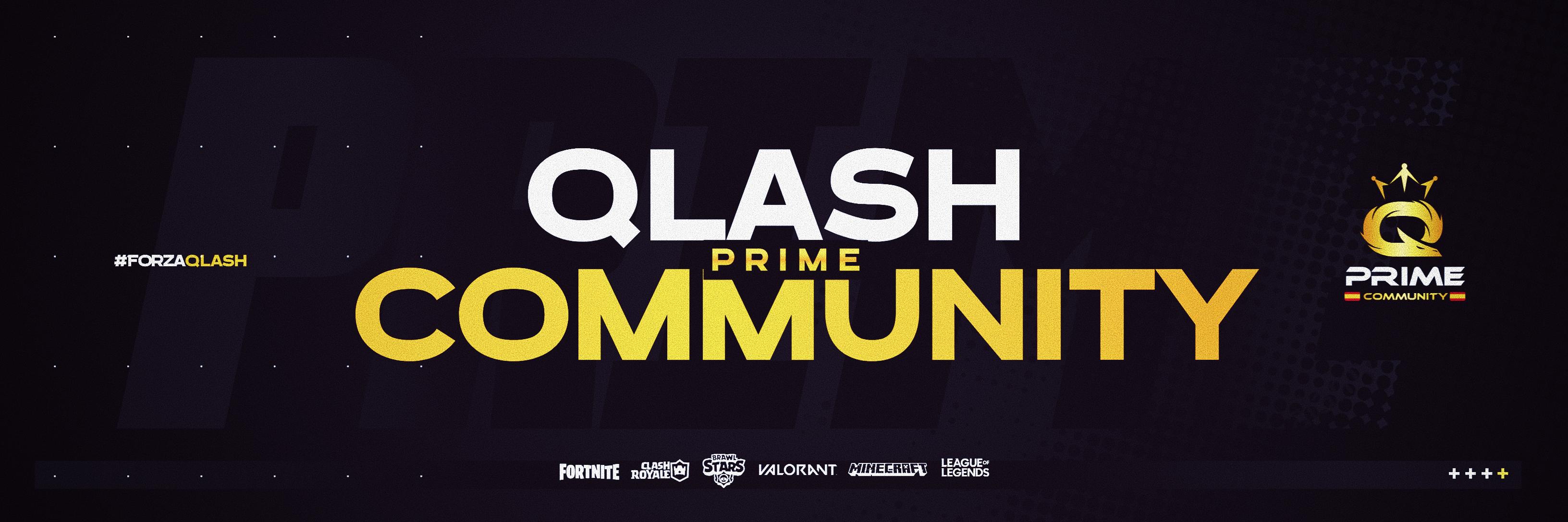 QLASH PRIME COMMUNITY SPAIN